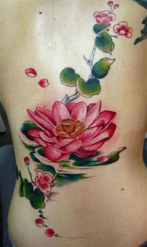 lotus tattoo com 50 awesome lotus flower tattoo designs amazing tattoo ideas