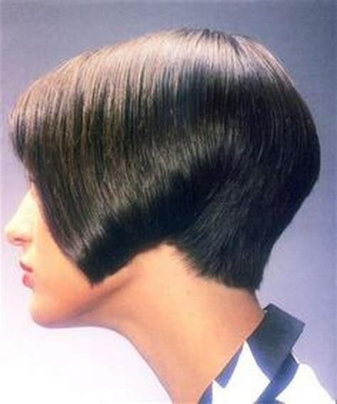bob hairstyle cut wedged in back wedge haircut picture