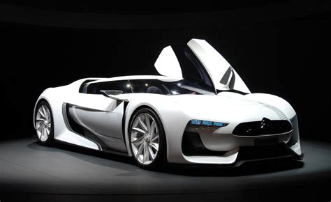 citroen concept cars sports and celebrities stunning concept cars designs audi