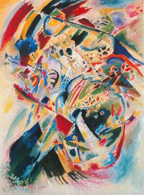 painting no painting no 201 by wassily kandinsky 1866 1944 russia