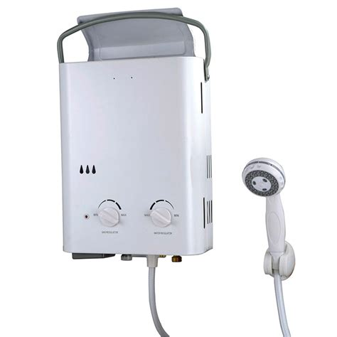 Eccotemp L5 Portable Tankless Water Heater And Outdoor Shower by Eccotemp L5 Portable Tankless Water Heater 119693