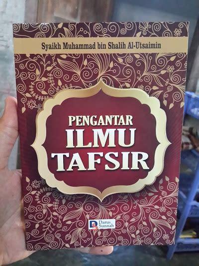 Buku Ori Tafsir Jalalain Jilid 1 Al Fatihah Al An Am Sinar Baru Ag buku pengantar ilmu tafsir toko muslim title