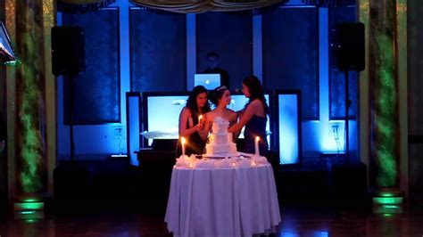 sweet 16 candle lighting jenna g sweet 16 candle ceremony youtube