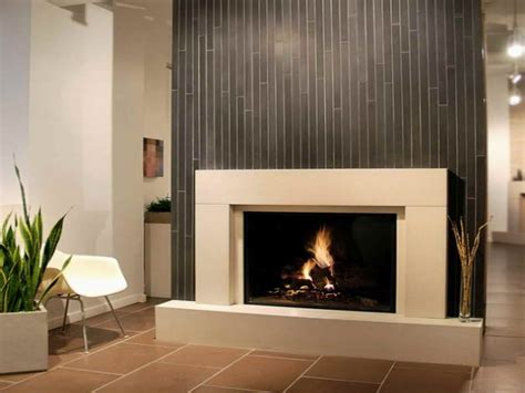 indoor modern fireplaces gas with bamboo design modern