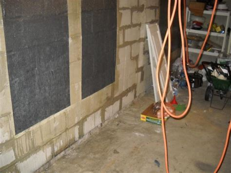 carbon fiber basement wall straps baker s waterproofing foundation repair photo album carbon straps a sle of failure