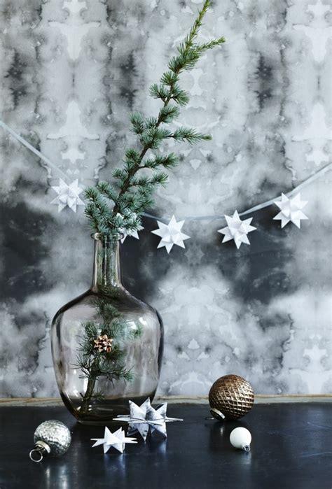 skandinavische weihnachtsdekoration weihnachtliche tischdeko im skandinavischen stil