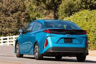 Toyota Prius Highway Mileage Toyota Prius Prime Cuts Seating To Four Boosts Mileage