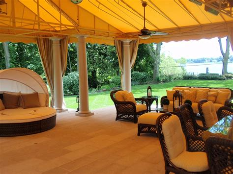 outdoor patio awning custom fabricated awnings and canopies
