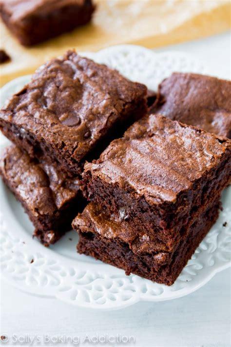 Kaos Just 1 Be 4 I Die Chocolate best chewy fudgy brownies 4u1s