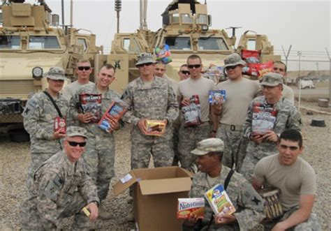 care packages are for everyone