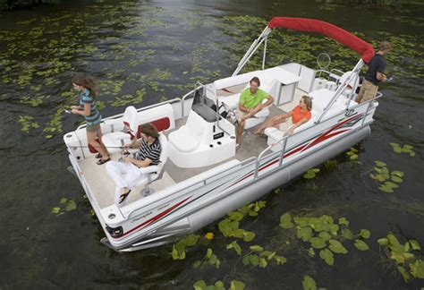 fishing pontoon boats made in michigan who makes the best pontoon for fishing and playing