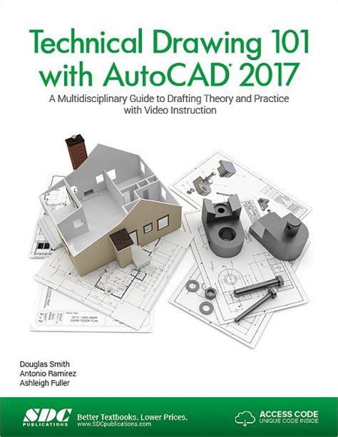 Drawing 101 Book by Technical Drawing 101 With Autocad 2017 A