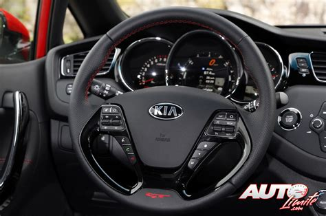 Kia Pro Ceed Interior Kia Pro Ceed Gt Interior 03