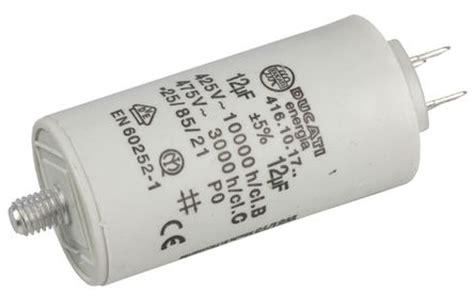 ducati ac capacitor 4 16 10 17 64 ducati energia 12μf polypropylene capacitor pp 450 v ac 177 5 tolerance stud