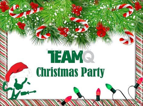 xmas party christmas party 2016 team q teamq