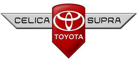 Toyota Supra Logo Celicasupra Explore Celicasupra On Deviantart