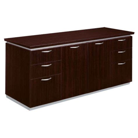 office credenza mocha storage credenza pimlico by dmi officefurniture