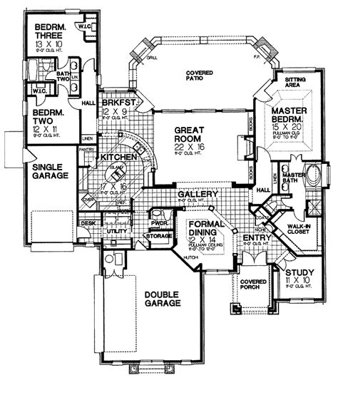 Beautiful Home Floor Plans | beautiful house plans smalltowndjs com