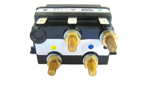 warn 76429 12 volt replacement contactor 82 87 free
