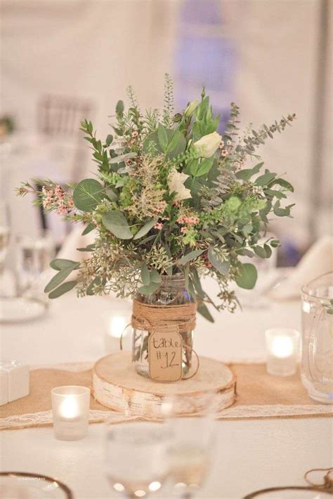 beautiful rustic fall wedding centerpiece ideas creative