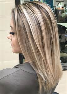 hair styles and color best 25 cool highlights ideas on blond