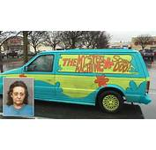 Image Gallery Mystery Machine