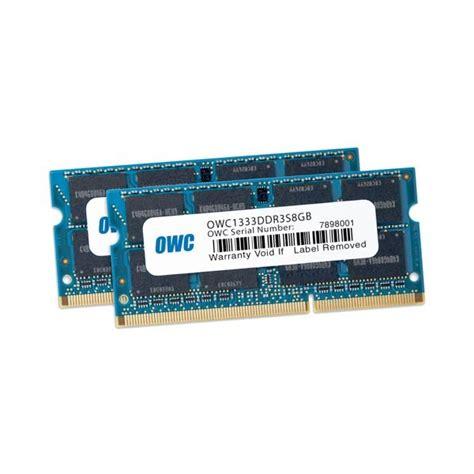 Ram Owc owc creates special ddr3 memory for macs