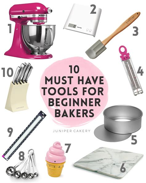 10 essential kitchen tools that everyone should have gal on a mission top 10 must have baking tools for beginner bakers