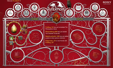 pottermore mobile app with pottermore j k rowling gives harry potter the