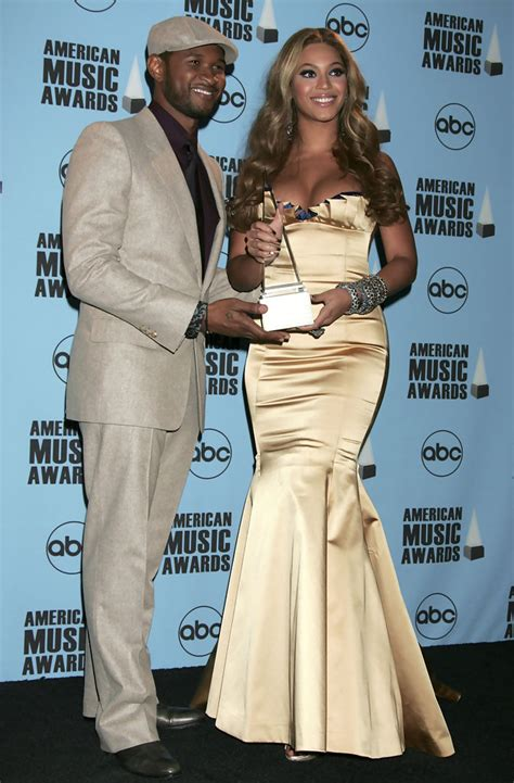 beyonce and usher beyonce knowles and usher photos photos 2007 american