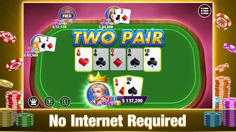 pokerfree texas holdem poker offlinebest poker games   amazonit appstore  android