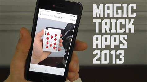 best magic trick best magic trick apps of 2013