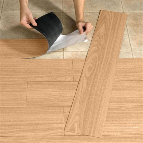 best peel and stick tile cheap peel and stick floor tile john robinson decor