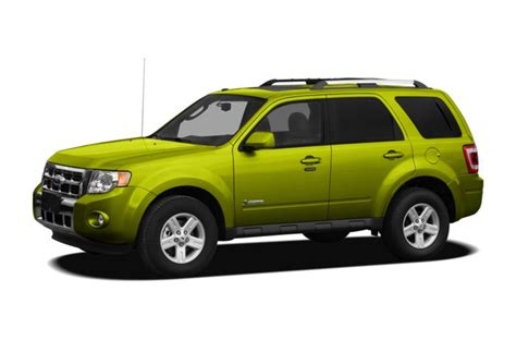 2012 ford escape reliability 2012 ford escape hybrid specs safety rating mpg