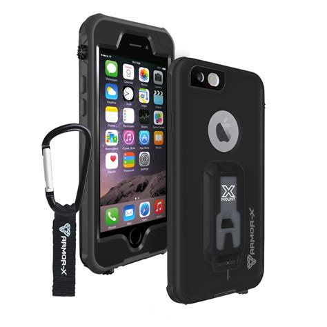 ip waterproof cases  iphone    carabiner