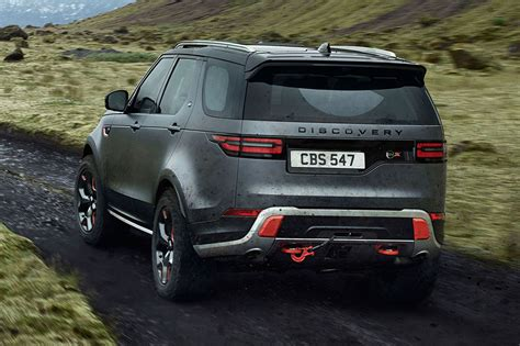 subaru svx back seat land rover discovery svx revealed in pictures by car magazine