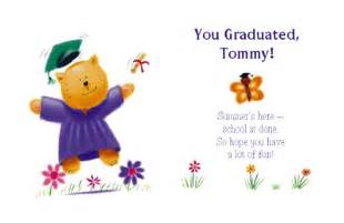 you graduated greeting card graduation printable card