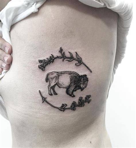 help me design a tattoo the 25 best bison ideas on buffalo