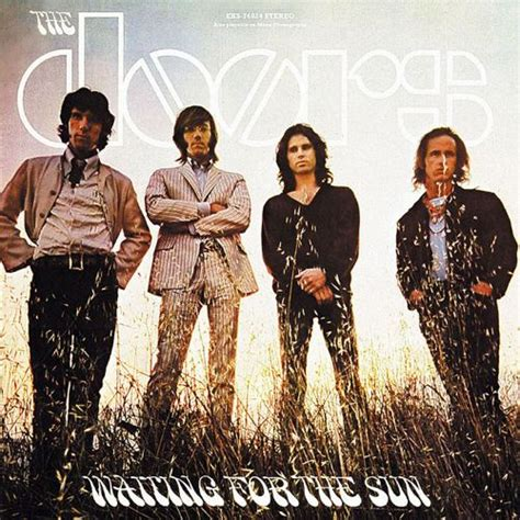 waiting for the sun waiting for the sun part one volume 1 books waiting for the sun the doors songs reviews credits