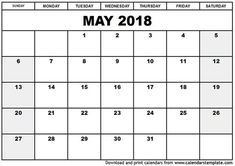 Calendar 2017 And 2018 Uk May 2018 Calendar With Holidays Uk 2018 Calendar With