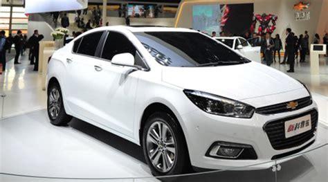 12 carros nuevos para el 2015 y 2016 desde el la auto show chevrolet presenta en colombia el nuevo dise 241 o de su autom 243 vil cruze 2016 elpalpitar
