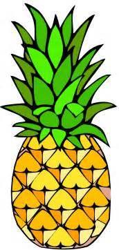 pineapple color pineapple colouring pages page 2 cliparts co