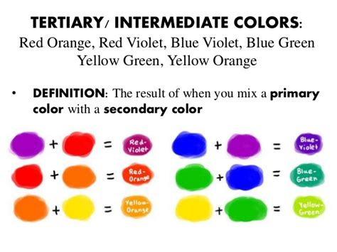 primary color definition color