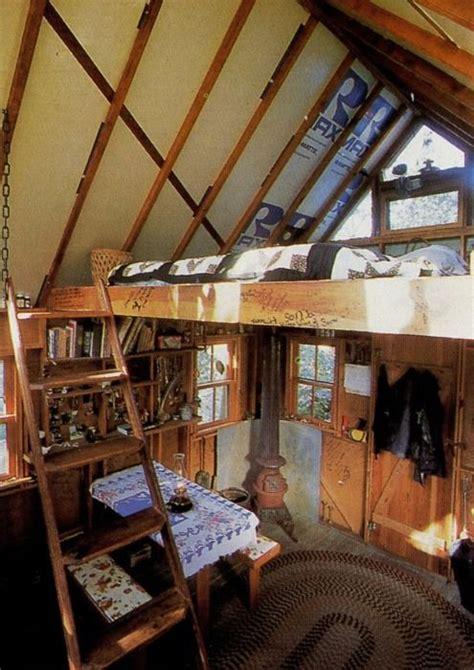 Cabin Lofts by Cabin Interior With Loft Stuff