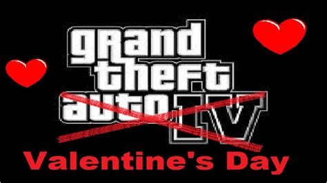 gta 5 valentines day gta iv s day special