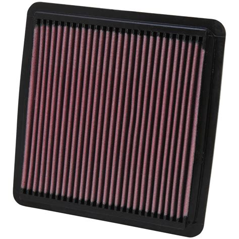 Filter Udara K N Panel For Nissan 370z k n drop in panel air filter 2008 2018 wrx sti 33 2304