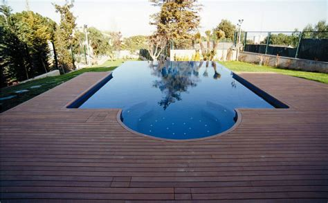 swimming pool decking inground pool decks pool design ideas