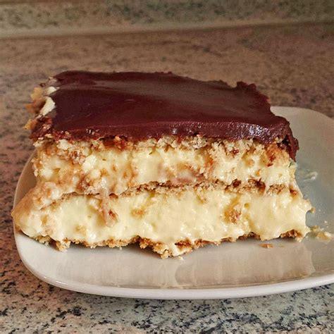 Eclair Kuchen Rezept Mit Bild Umm H Chefkoch De