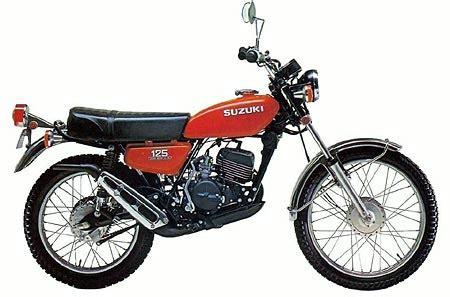 Suzuki Tf 125 Suzuki Models 1978 Page 4