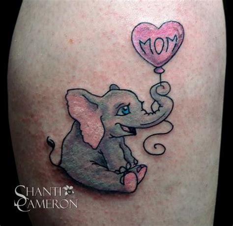 cartoon elephant tattoo design cat tattoo tattoos cartoon baby elephant with balloon